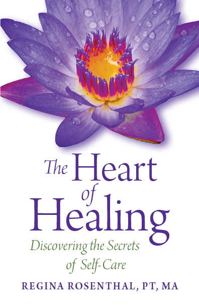 The Hear of Healing book